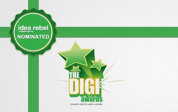 2012 Digi Award nominees