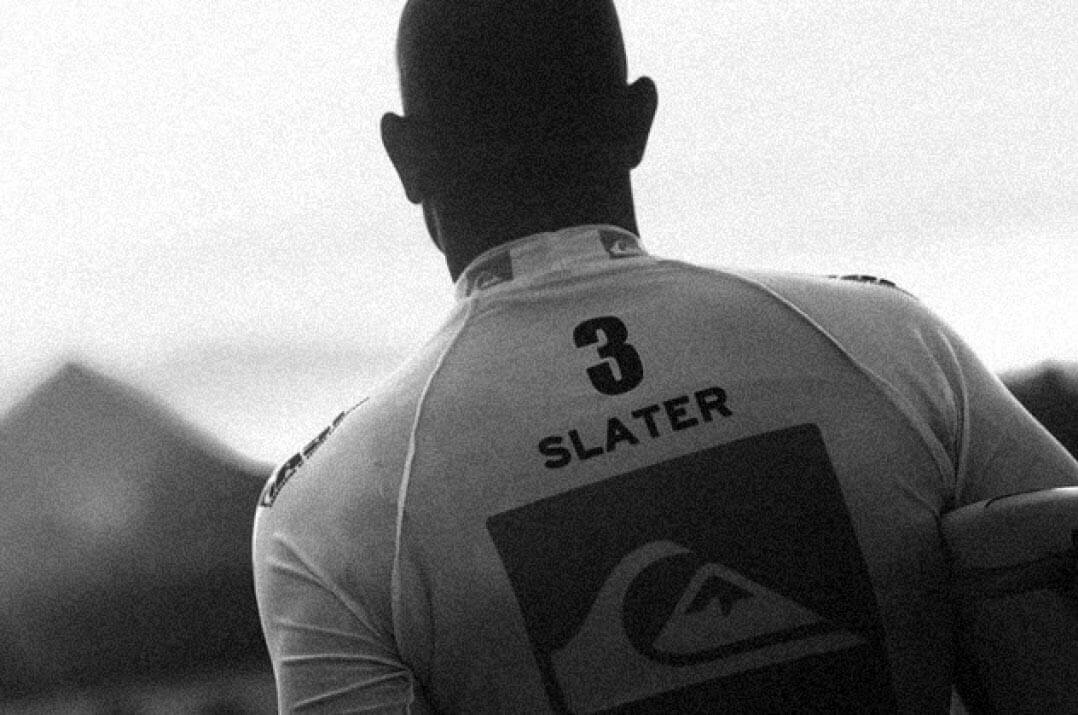 Only Kelly Slater can project