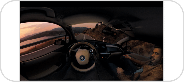 bmw mobile experience