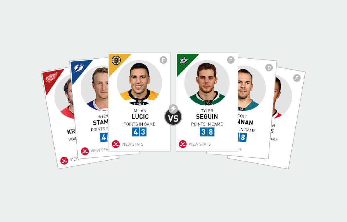 Rogers player cards