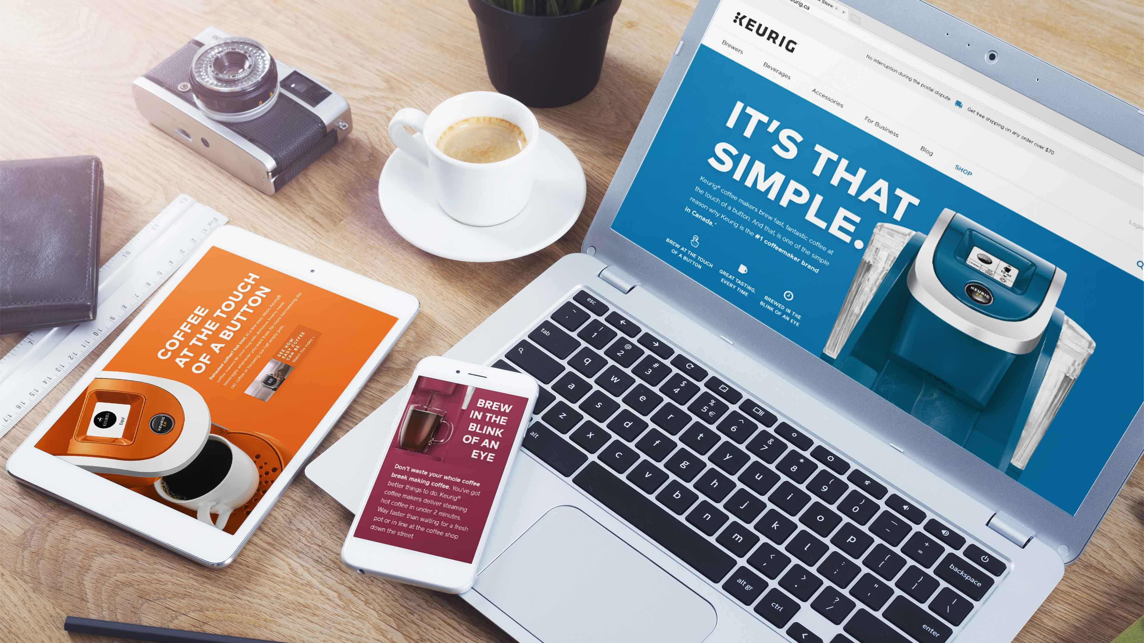 Website Design - Idea Rebel