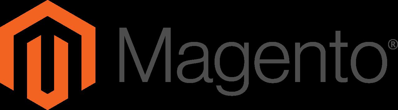 Magento Logo ecommerce