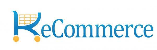 K E-commerce logo ecommerce